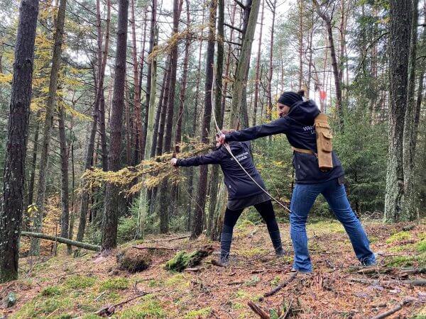 Ausbildung Intuitives Bogenschießen